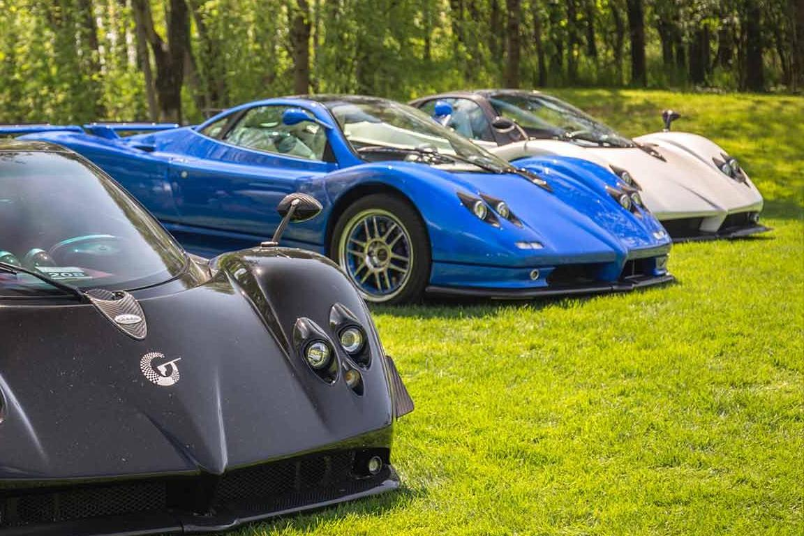Cars Coffee Brescia 2016 Most Epic And Record Setting Event In Europe